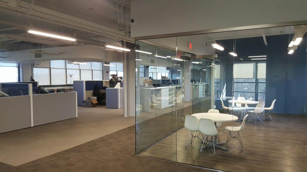 Market Square Architects Pllc Office Interior Acuant