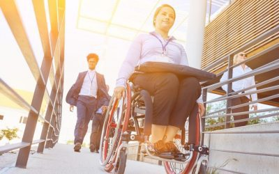 Being Mindful about Accessibility: One Architect's Personal Journey by Christina O'Brien, AIA
